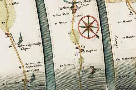 London to Portsmouth – viaBurpham