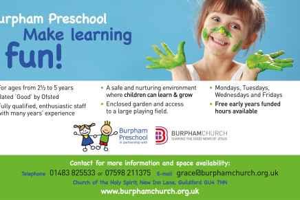 Burpham Pre-School