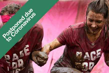 Race for Life – Guildford Pretty Muddy5K