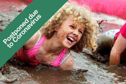 Race for Life – Guildford Pretty MuddyKids