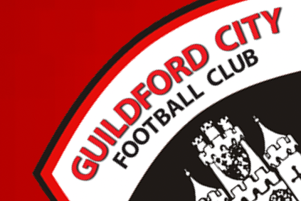 Guildford City Football Club first team home fixtures